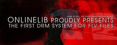 Onlinelib VCS DRM
