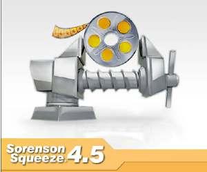 Sorenson Squeeze 4.5