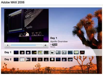 Adobe MAX 2006