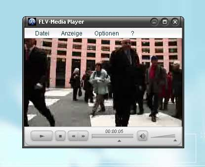 FLV-Media Player (Hybrid Web)