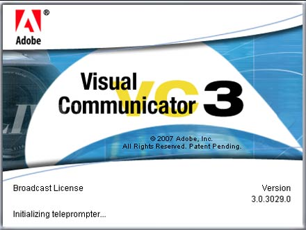Adobe Visual Communicator 3