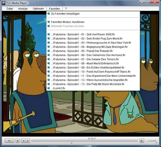 FLV Media Player - Windows