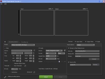 Adobe Media Encoder 2