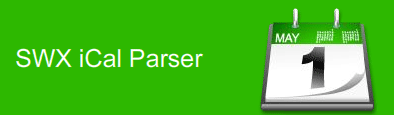 SWX iCal Parser