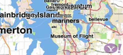 Yahoo Maps AS3