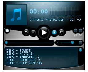 Ephonic MP3 Player