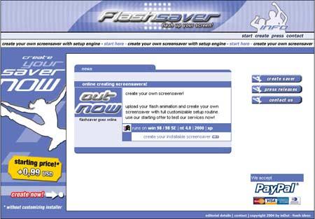 Flashsaver