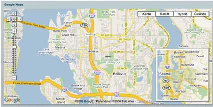 Google Maps Flash Overview
