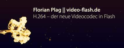H.264 FFK08 Florian Plag