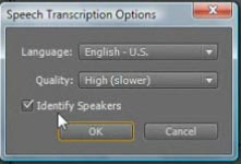 Speech Transcription CS4