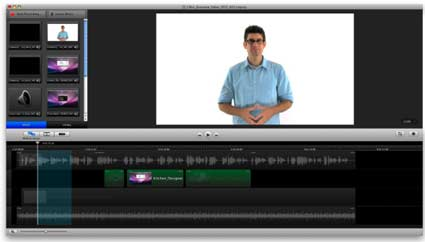 Camtasia for Mac Screenshot