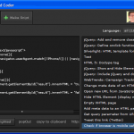 Snipt.org AIR Desktop Client