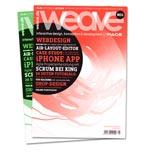 Weave Magazin Cover