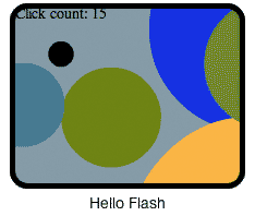 hello-flash